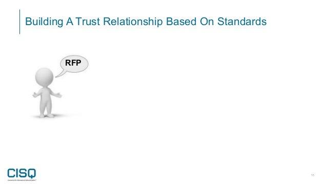 Building A Trust Relationship Based On Standards 11 RFP