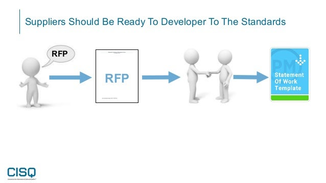 Suppliers Should Be Ready To Developer To The Standards RFP RFP