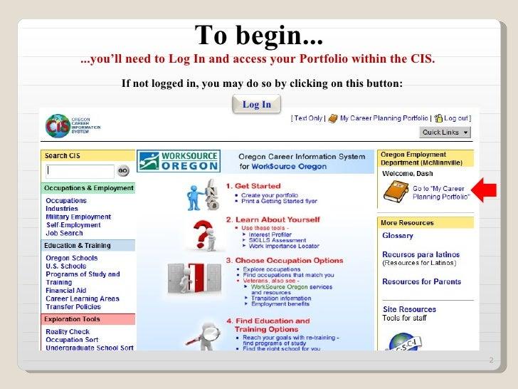 cis resume serious