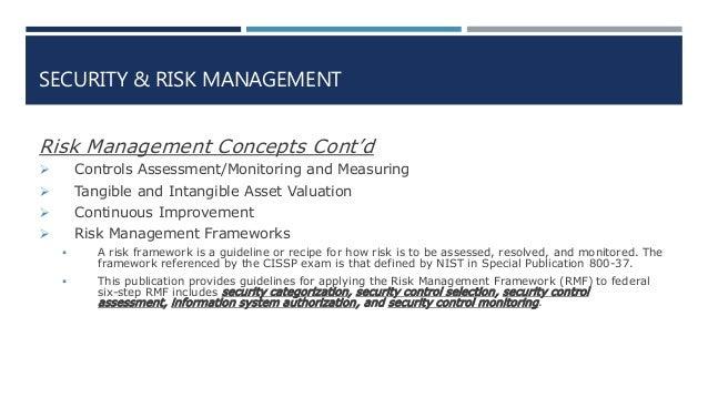 security and risk management cissp pdf