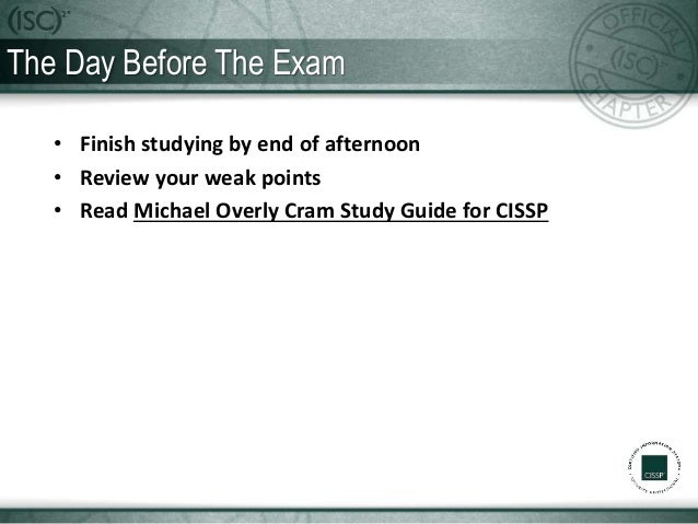 Download Cissp Study Guide, Second Edition 2012