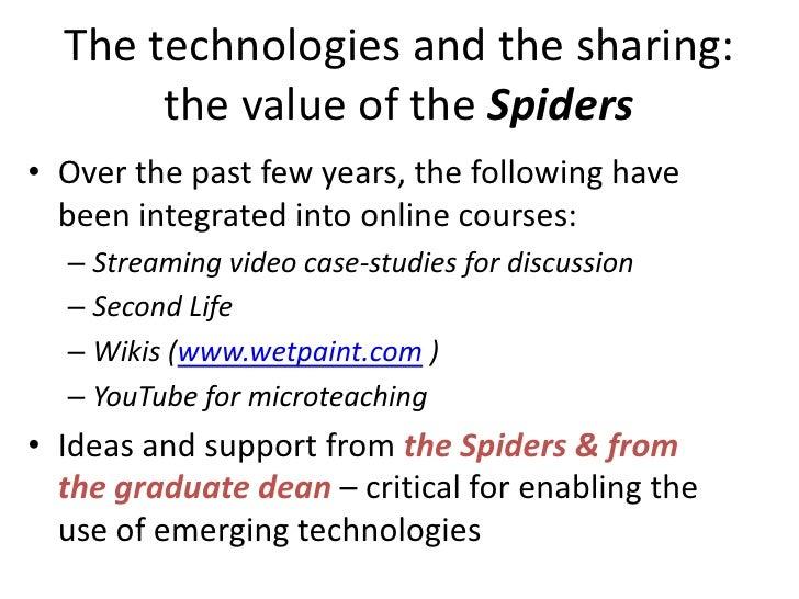 Cit 2010-spiders Slide 2