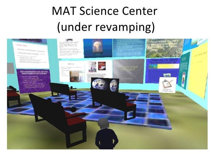MAT Science Center  (under revamping)