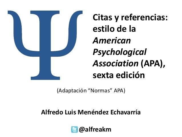 american psychologic association