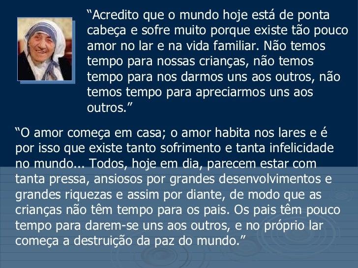 Tag Madre Teresa De Calcuta Sobre Amor
