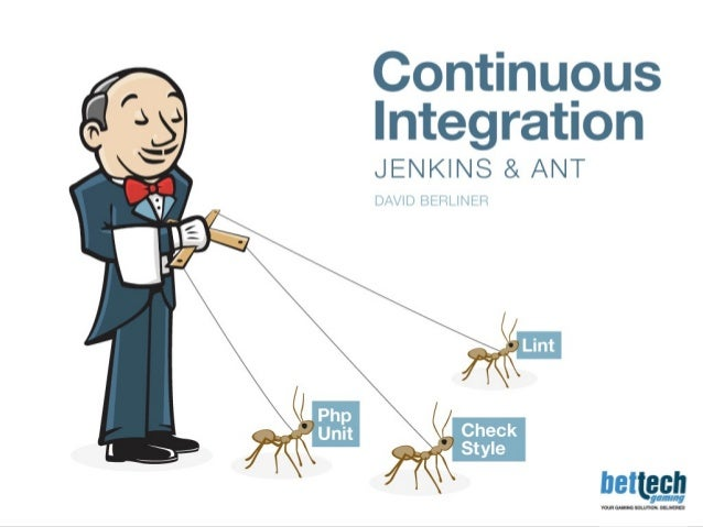 "– M A R T I N F O W L E R ""Continuous Integration is a software development practice where members of a team integrate the..."