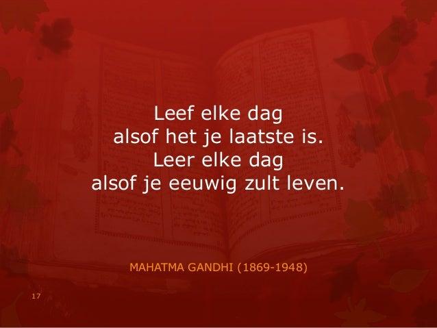 Citaten Gandhi : Citaten