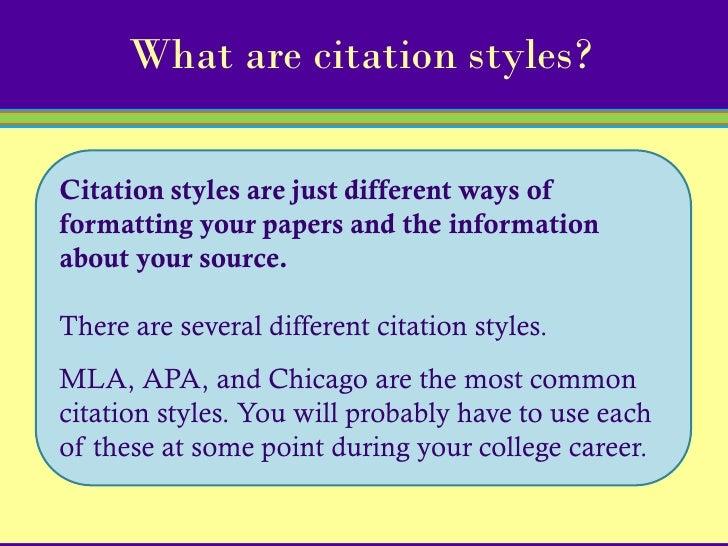 citation style Google scholar citations lets you track citations to your publications over time.