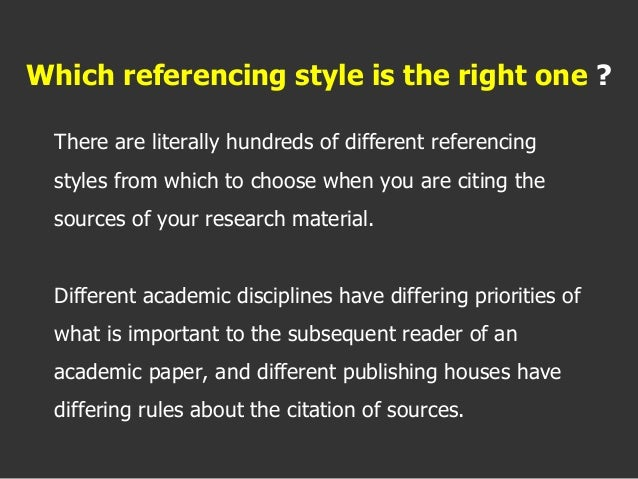 how to cite referenced work in appendix harvard style