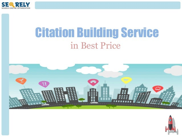 Citation Building Service in Best Price