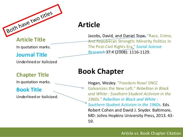 book title in essay underlined or italicized Titles of longer written works are underlined or italicized  (the periodical, film,  and book title are all italicized or underlined  or you may italicize or underline  the title or otherwise italicized or underlined writing without regard to the further.