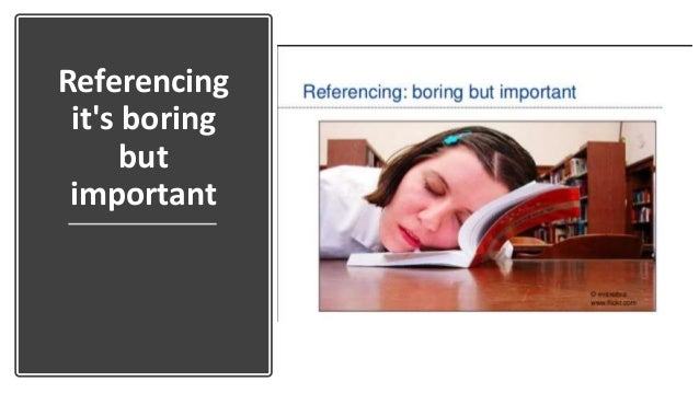 Citing Sources There are many Citation/ Reference style. But the most commonly used is MLA style of reference. There are C...
