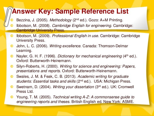 academic writing for graduate students answer key Related book ebook pdf academic writing for graduate students answer key : - home - terra nova test practice 2rd grade - terra nova test kindergarten sample.