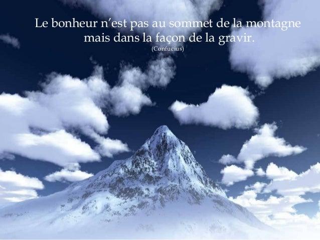 Citation Nature Montagne