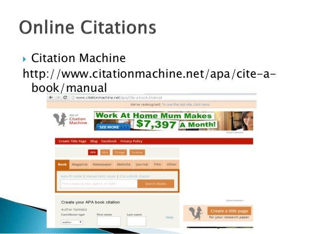 bibliography machine Welcome to the workscited4u we provide free works cited formatting for mla, apa, and chicago formats explore it now.