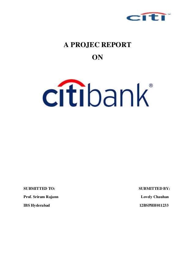 citi bank presentation I know first presentations  citigroup: swot analysis july 27, 2014  with global consumer banking revenues down 3% to 94 billion for citi.