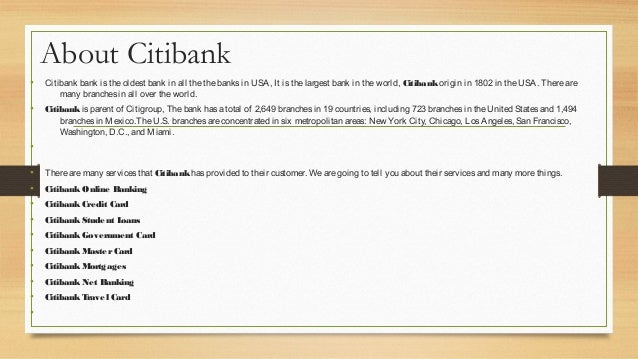Citibank Near Me - Hours, Store Locations