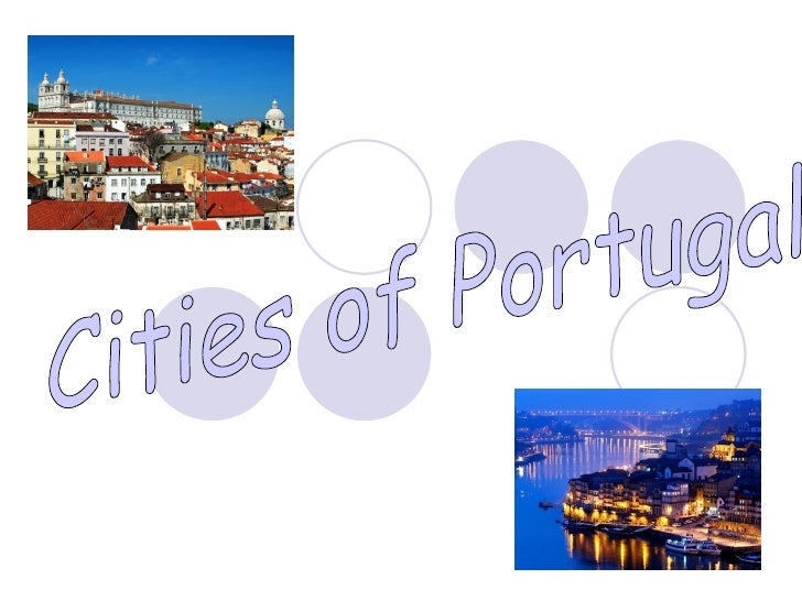 Cities of Portugal