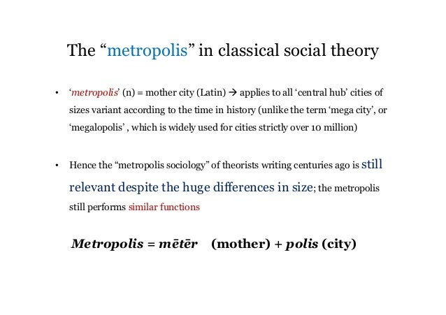 is classical sociology still relevant today Ited from classical authors in the social sciences  political sociology in southeast asia, still  these questions become even more relevant when.