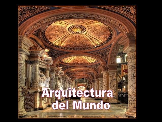 Cities arquitectura del mundo
