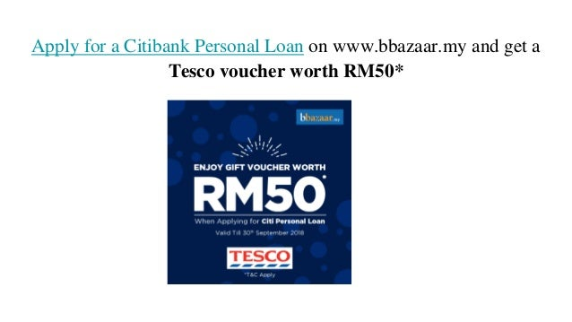 tesco loan login