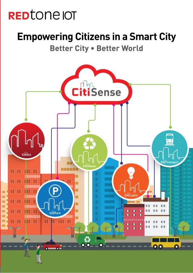 tOll€ IOT  Empowering Citizens in a Smart City Better City - Better World