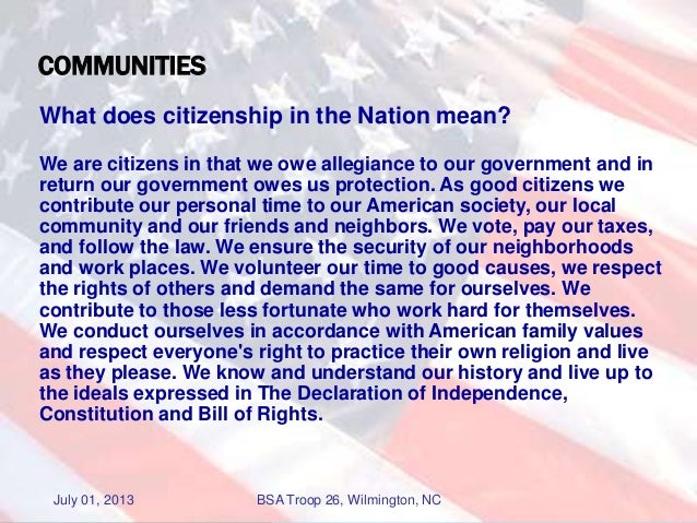 Worksheets Citizenship In The Nation Worksheet Answers citizen in the nation merit badge troop 26 july 2013 lesson slides requirement 1 9