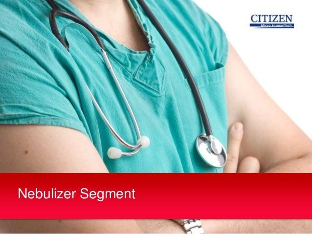 Nebulizer Segment