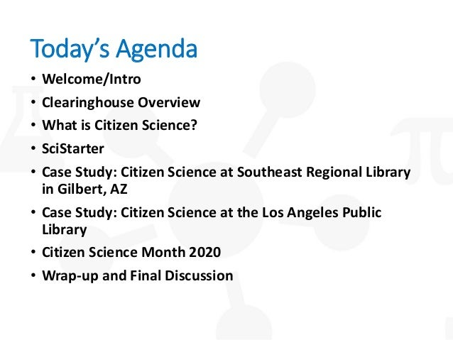 Citizen Science Month (and Beyond!) at Your Library Slide 3