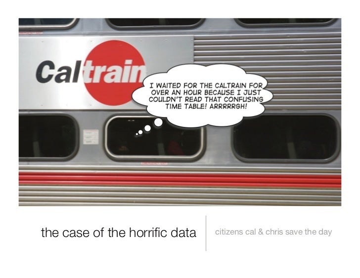 the case of the horrific data   citizens cal & chris save the day