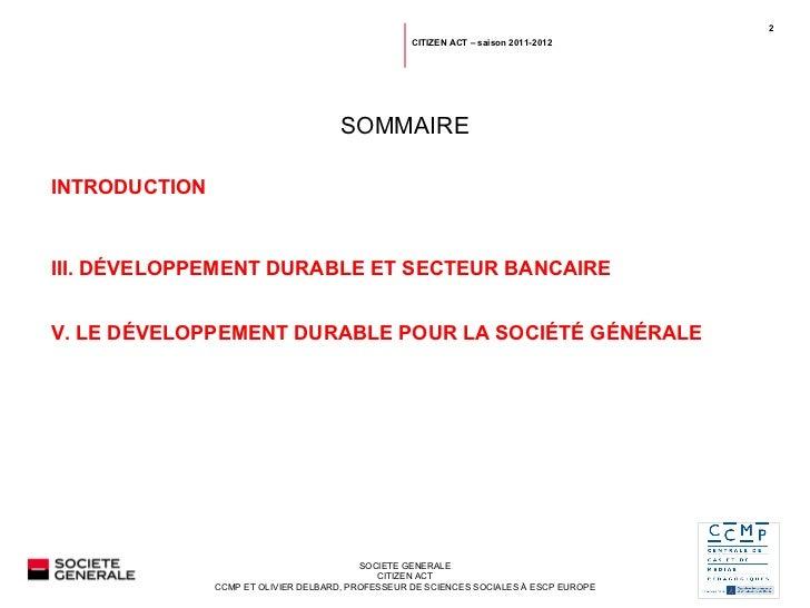 Citizen act fr fiche dd fr - Plafond livret developpement durable societe generale ...