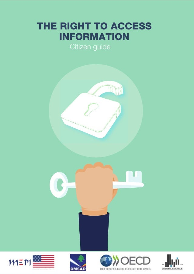 Access to Information - Citizen Guide - English