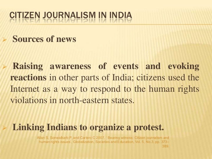 Celebrity journalism in india