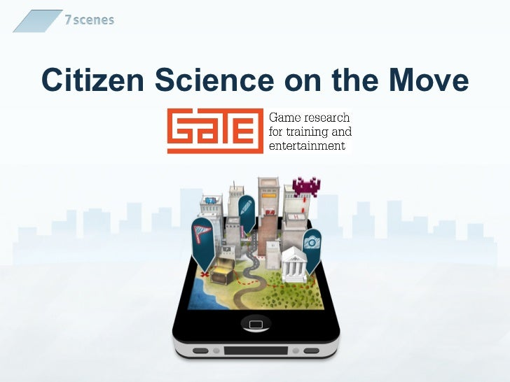 Citizen Science on the Move