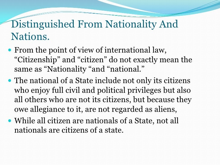 citizenship and suffrage This is an essay about the citizenship in the constitution states could no longer prevent any black from united states citizenship or from state citizenship either the civil rights act of 1866 had previously asserted that all persons born in the united states and not subject to any.