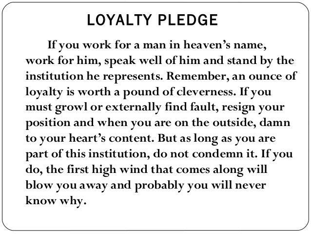 antigone loyalty essay