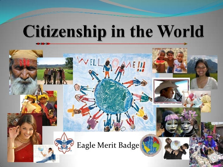 Citizenship In The World – Citizenship in the World Worksheet