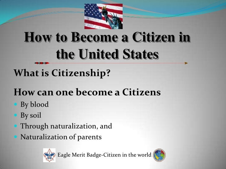 bsa citizenship in the world