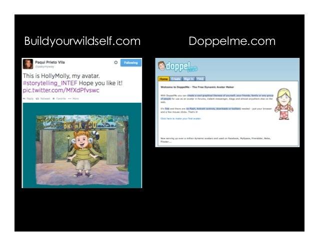 Buildyourwildself.com Doppelme.com