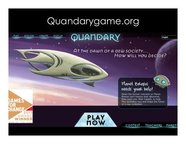 Quandarygame.org