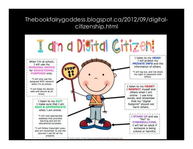 Thebookfairygoddess.blogspot.ca/2012/09/digital- citizenship.html