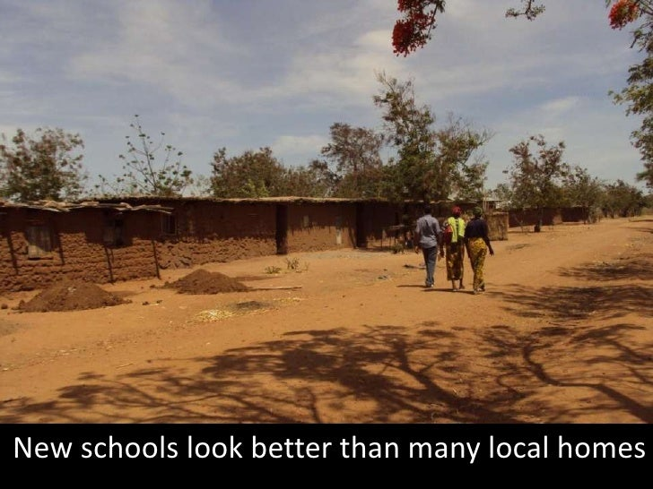 New schools look better than many local homes