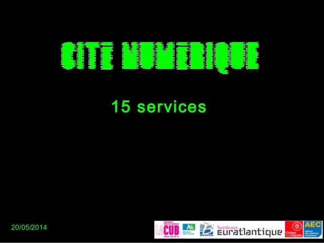 15 services 20/05/2014