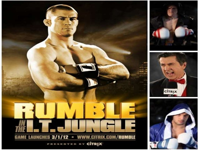 Citrix: Rumble Campaign