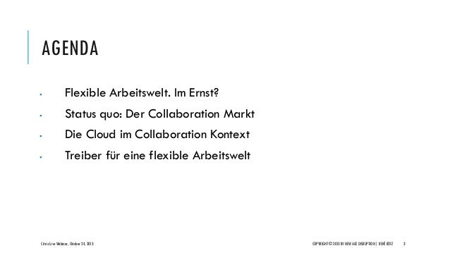 Citrix Webinar - Mobile Technologien als Motor fuer eine flexible Arbeitswelt Slide 3