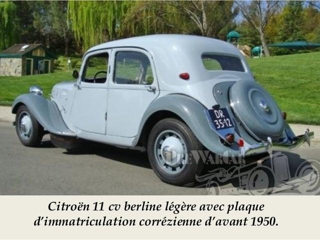 Citroën T.A. 11cv-berline familiale-1953