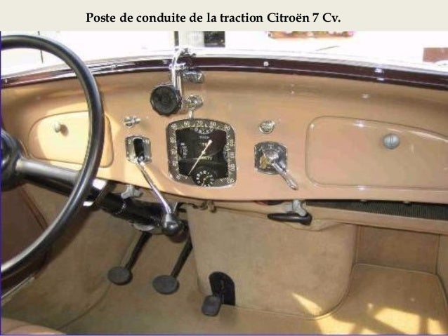 Citroën traction avant 11 B cabriolet 1938