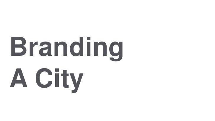 BrandingA City