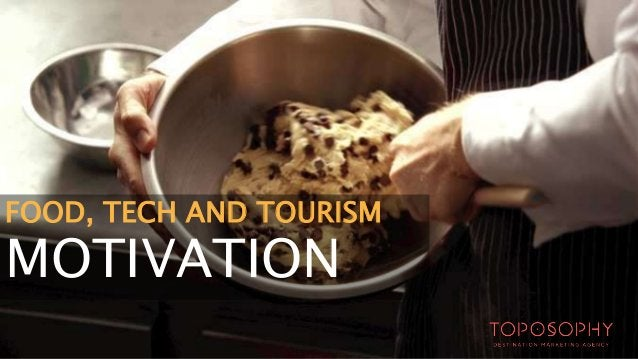 """""""FOOD IS NOW THE LEADING HOOK IN TRAVEL"""" SKIFT MEGATRENDS 2016"""