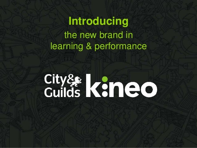 The new brand in learning & performance Introducing the new brand in learning & performance